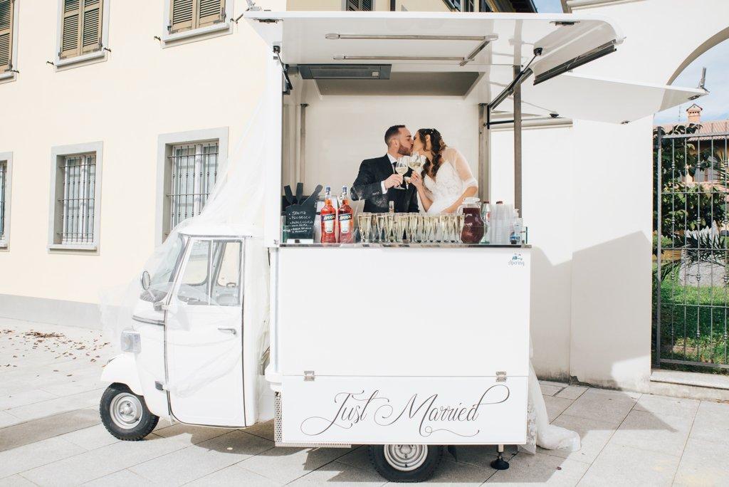 Fotografo Matrimonio Rock and Roll a Como - Giulia e Luca. Fotografo di matrimonio Lago di Como, Lugano, Lombardia canton Ticino.
